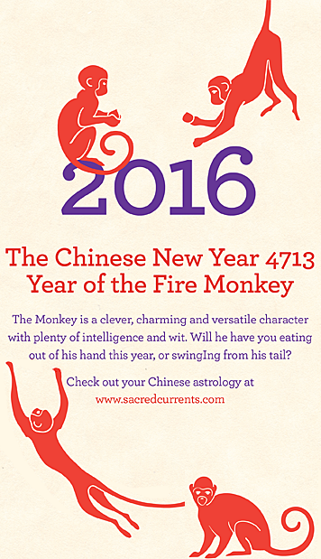 Year of the Monkey